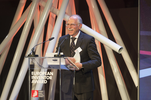 Charles W. Hull, Winner, European Inventor Award 2014 in the Non-European Countries category, Berlin, 17 June