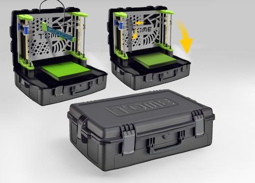 3d drucker koffer