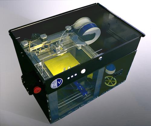 Erster automatischer FFF 3D-Drucker mit Druckjobreihung