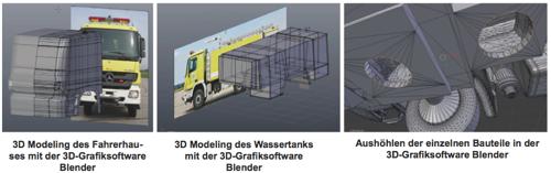 Rosenbauer 3D-Druck