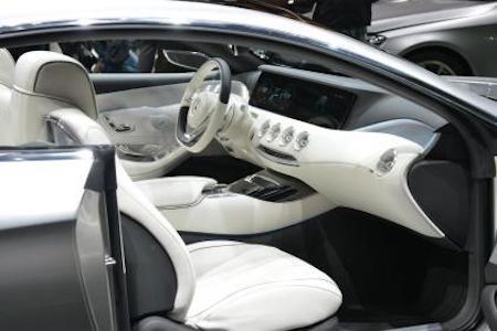 Neue Mercedes S-Klasse könnte 3D-gedrucktes Interieur bekommen ...