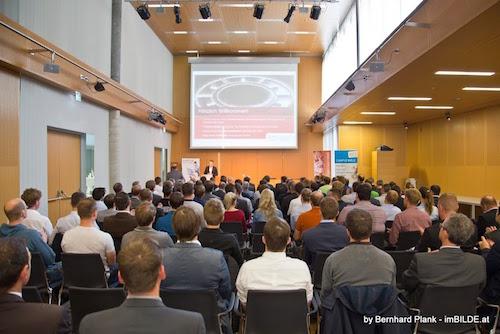 030 IMG 4331 dng by Bernhard Plank imBILDE at - FH OÖ: 1. Anwender-Symposium 3D-Druck Metall - Update: Ein voller Erfolg