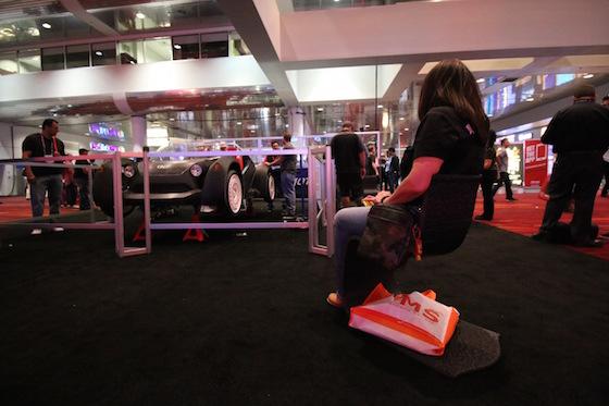 Strati SEMA 2 - Strati, das 3D-gedruckte Auto in Rekordzeit produziert - Update: zweiter Strati noch schneller zusammen gebaut