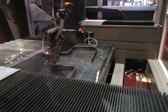 Strati SEMA 5 - Strati, das 3D-gedruckte Auto in Rekordzeit produziert - Update: zweiter Strati noch schneller zusammen gebaut