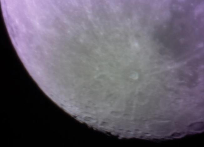 Adapter ring für teleskope fernrohre von m t auf m
