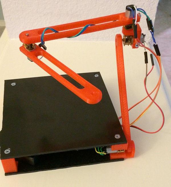 portabler 3d drucker kombiniert fdm und sla technologie. Black Bedroom Furniture Sets. Home Design Ideas