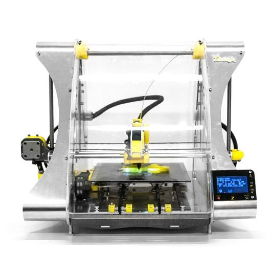 ZMORPH 2.0.S - ZMorph 2.0 S All-in-One 3D-Drucker bei Euromold vorgestellt