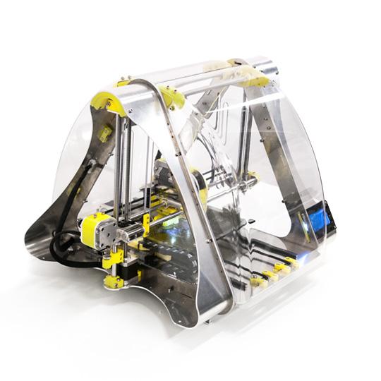 Zmorph 2.0.S side1 - ZMorph 2.0 S All-in-One 3D-Drucker bei Euromold vorgestellt