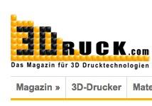 3Druck-Übersicht