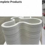 3D printed flower pots 150x150 - Möbel und Häuser aus dem 3D Drucker von WinSun