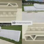 3d printed Parts 150x150 - Möbel und Häuser aus dem 3D Drucker von WinSun