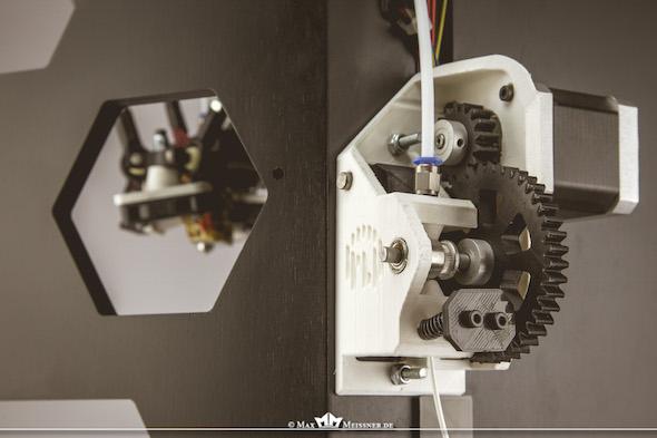 Construction Zone Cs 1 3 - Deutscher Hersteller Construction Zone zeigt Cz-1 Delta 3D-Drucker - (Update)
