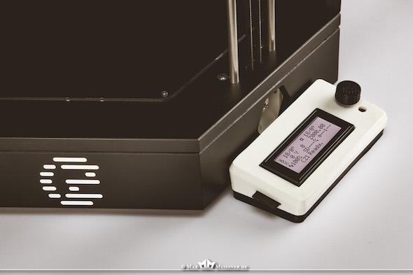Construction Zone Cs 1 4 - Deutscher Hersteller Construction Zone zeigt Cz-1 Delta 3D-Drucker - (Update)