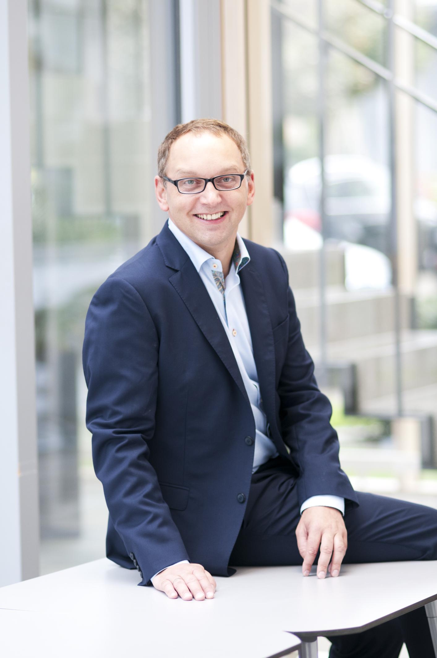 Frank Herzog, geschäftsführender Gesellschafter, Concept Laser GmbH