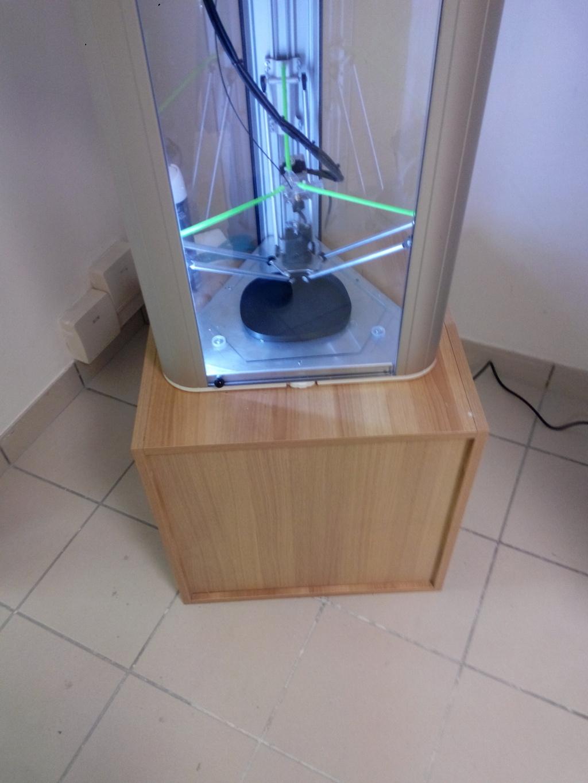 beinprothese 3d druck wasp 3d printer leg prothesis - Biomedizin-Techniker stellt Beinprothesen am DeltaWASP 3D-Drucker her