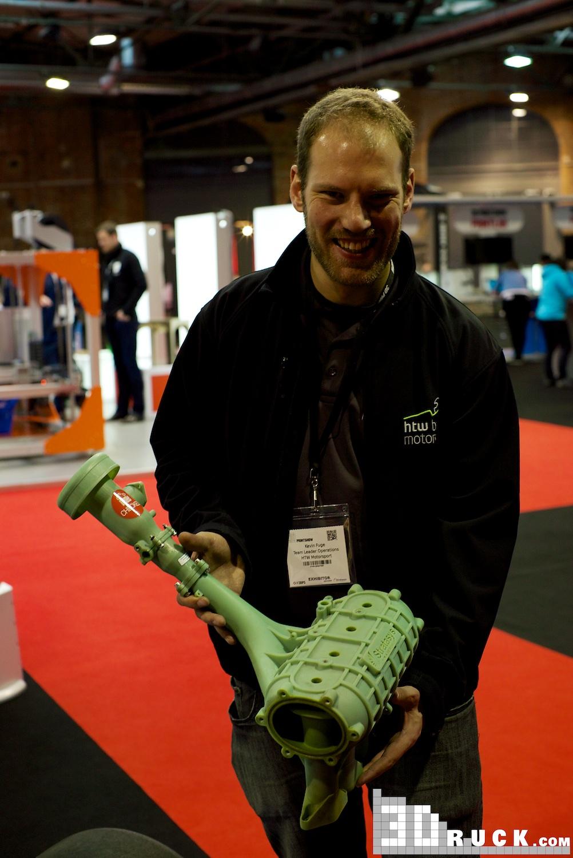 HTW Motorsports Stratasys 3D Printshow 1 (1)