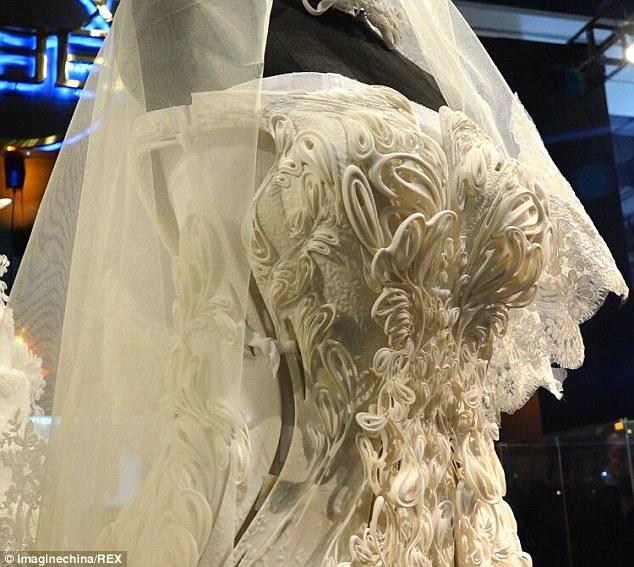 Ja, ich will... ein Brautkleid aus dem 3D-Drucker - 3Druck.com