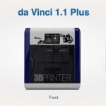 xyzprinting da vinci1 150x150 - XYZprinting stellt da Vinci 1.1 Plus 3D-Drucker vor - Update Verfügbarkeit