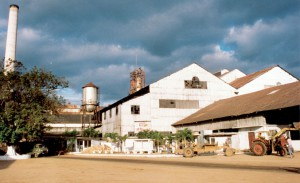 Zuckerraffinerie in Matanzas (Foto: Wikimedia Commons)