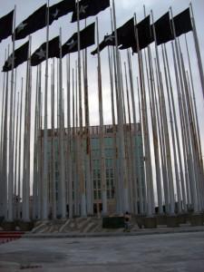 Interessenvertretung der USA in Kuba (Foto: 3Druck.com)