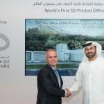 3d printing office house dubai 150x150 - In Dubai soll das weltweit erste 3D-gedruckte Bürogebäude entstehen