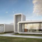 3d printing office house dubai4 150x150 - In Dubai soll das weltweit erste 3D-gedruckte Bürogebäude entstehen