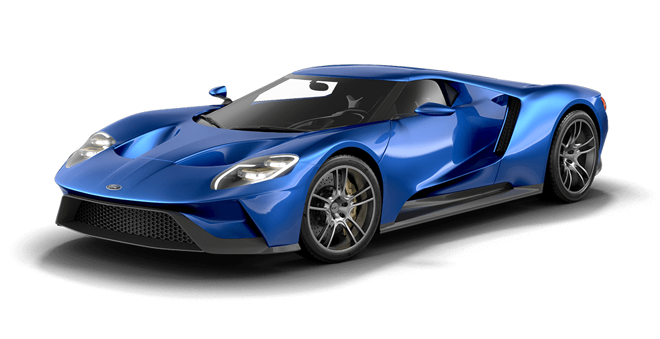 Ford Gt Race Car Diecast