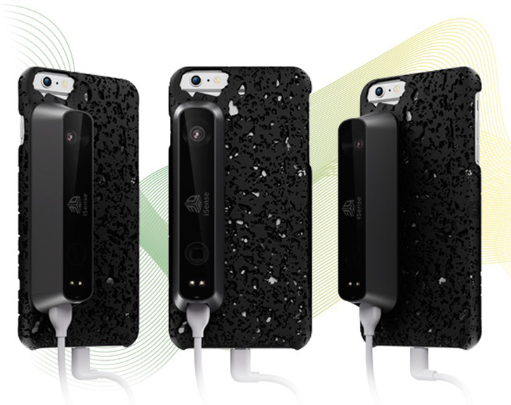 isense_3d_scanner_3d_systems_iphone6