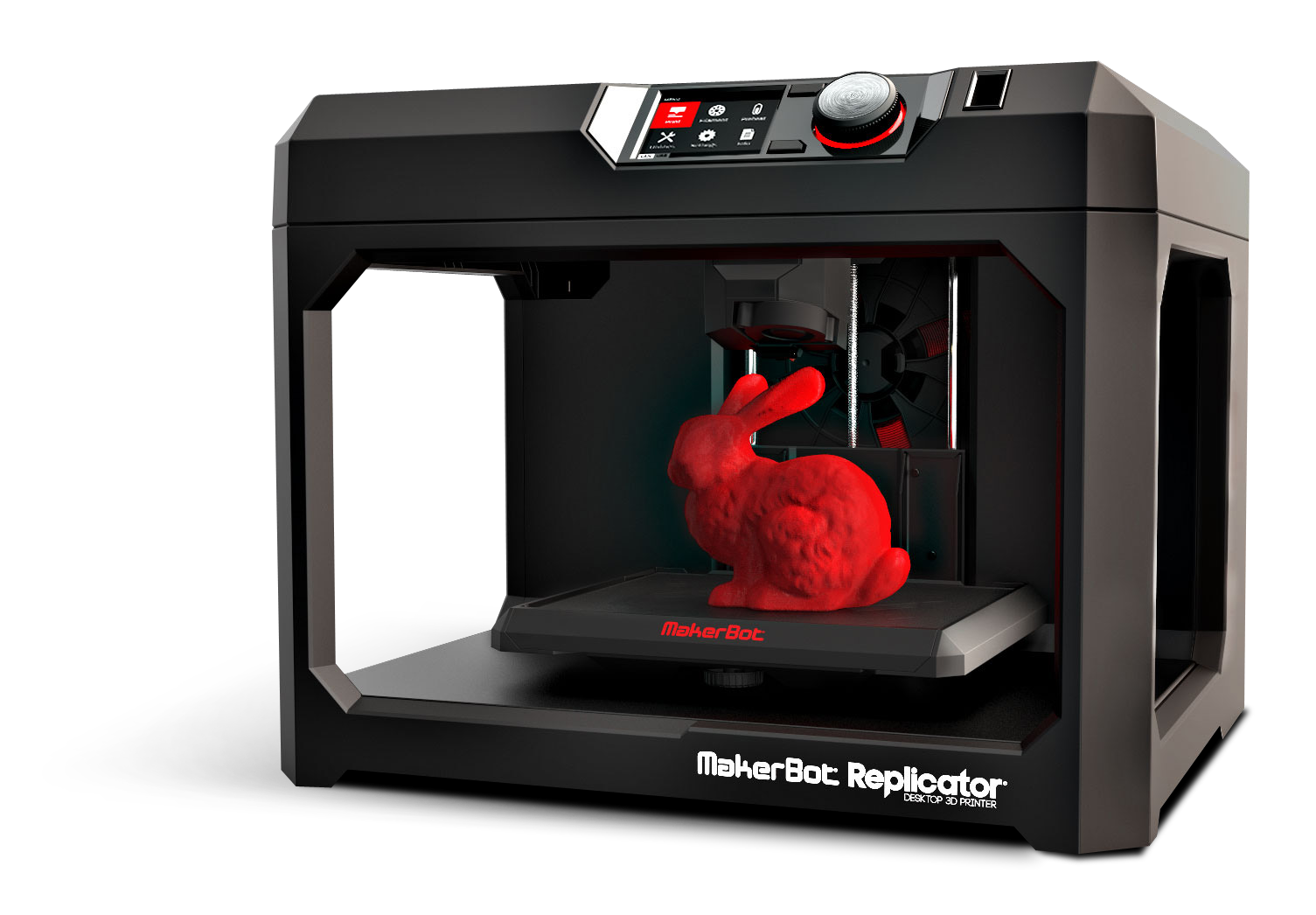 Red dot design award f r makerbot replicator 3d drucker 3d printer design software