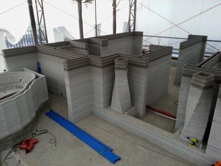 Building Big Labs Materials