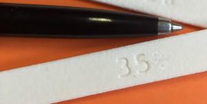 TPU CREA90A Detailgenau