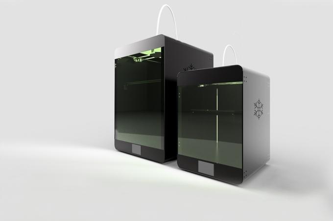 northype_adam_all-in-one_3d_printer_kickstarter