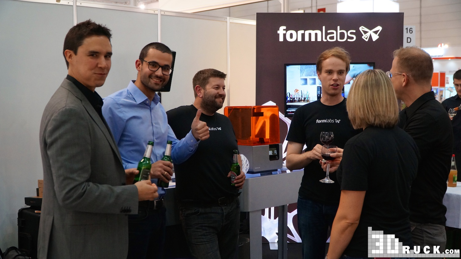 Formlabs Party