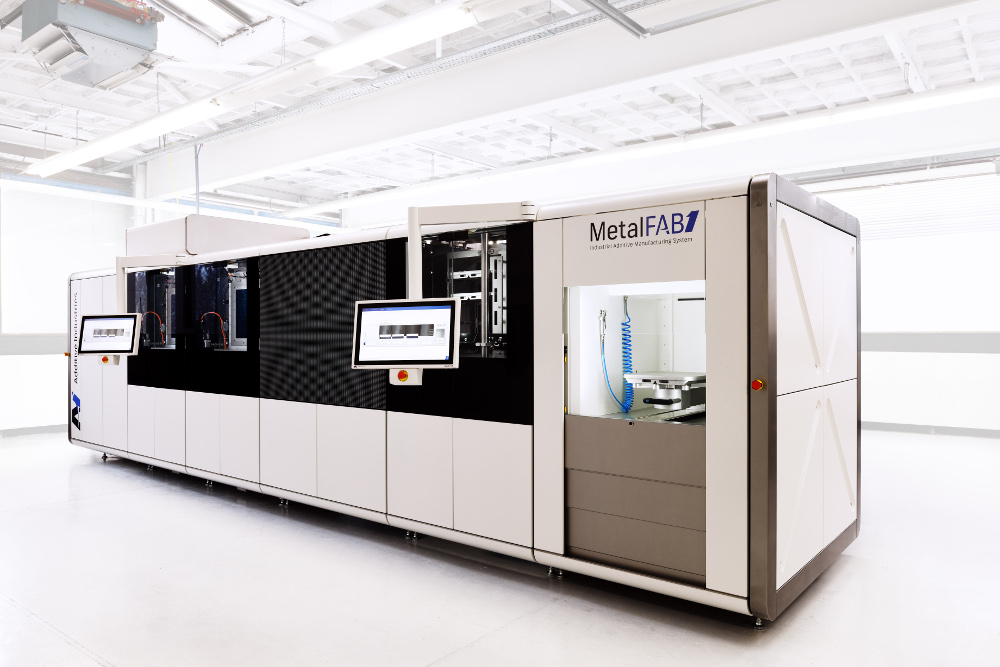 MetalFAB1 additive industries 3d drucker 3d printer - Additive Industries expandiert mit neuer Zentrale