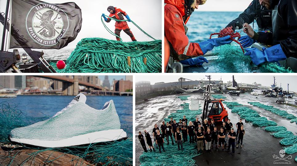 stellen Sportschuh gedruckten Adidas und Konzept 3D Parley wknO0P