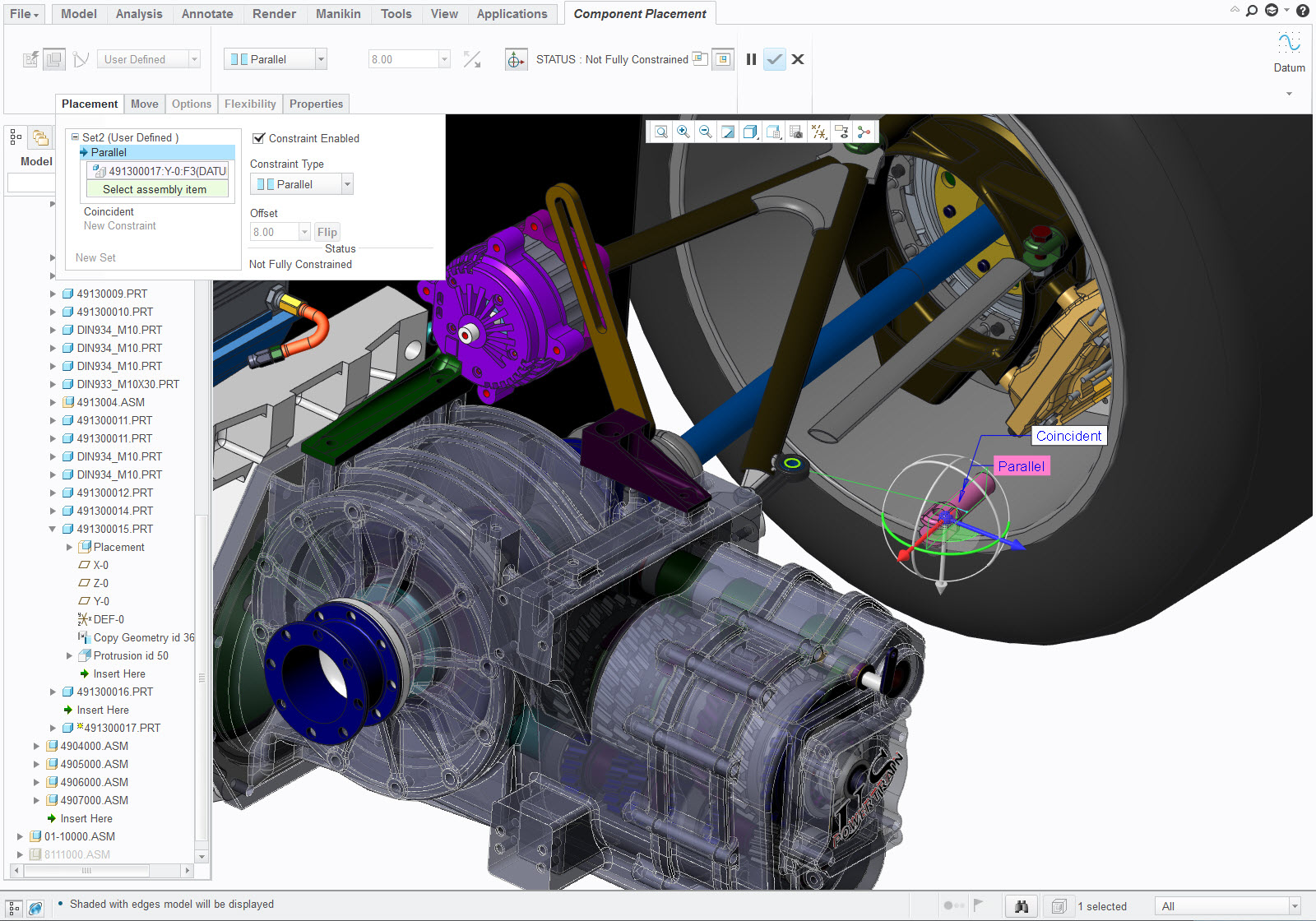 3d Cad Software Ptc Creo Update Creo 4 0