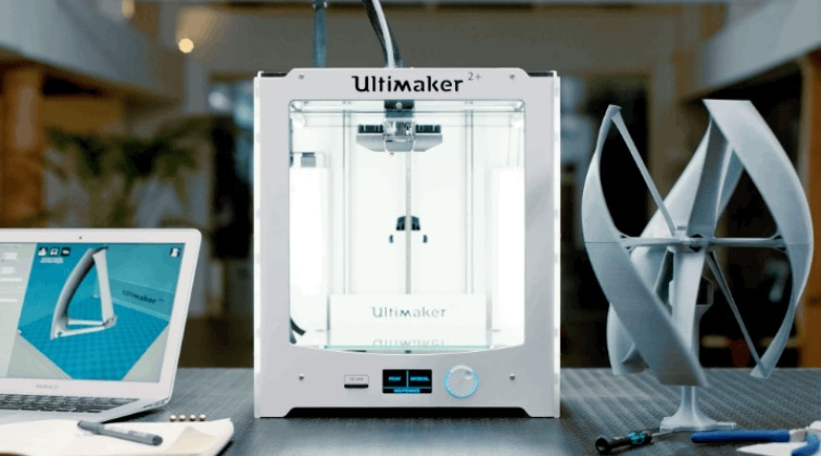 ultimaker stellt 2 neue 3d drucker vor ultimaker 2. Black Bedroom Furniture Sets. Home Design Ideas