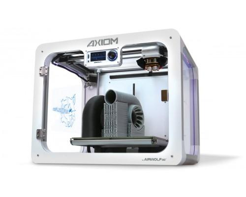 airwolf 3d stellt neuen axiom 2 3d drucker mit dual extruder vor. Black Bedroom Furniture Sets. Home Design Ideas