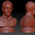 es print turnaround preview featured 150x150 - Goldene Büste von Edward Snowden neben Wiener Parlament aufgestellt