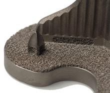 Triathlon Tritanium Knee System, Bild: Stryker