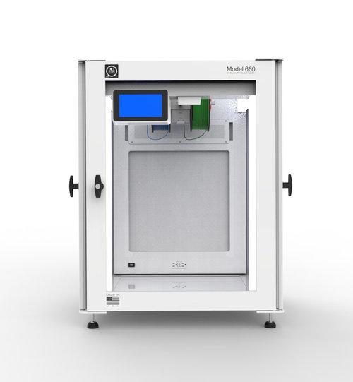 3dprintclean model660jpg - 3DPrintClean: Filter-Gehäuse für den 3D-Drucker - Update