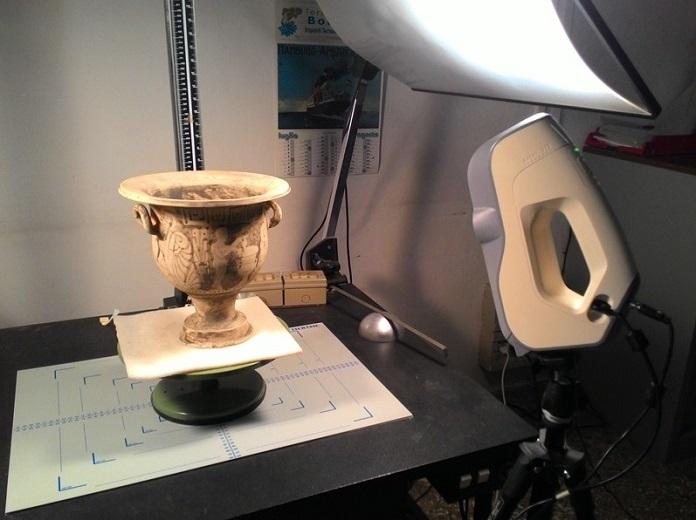 artec 3d scanner museum - Artec Eva hilft, Blinden fühlbare Museumsbesuche zu ermöglichen