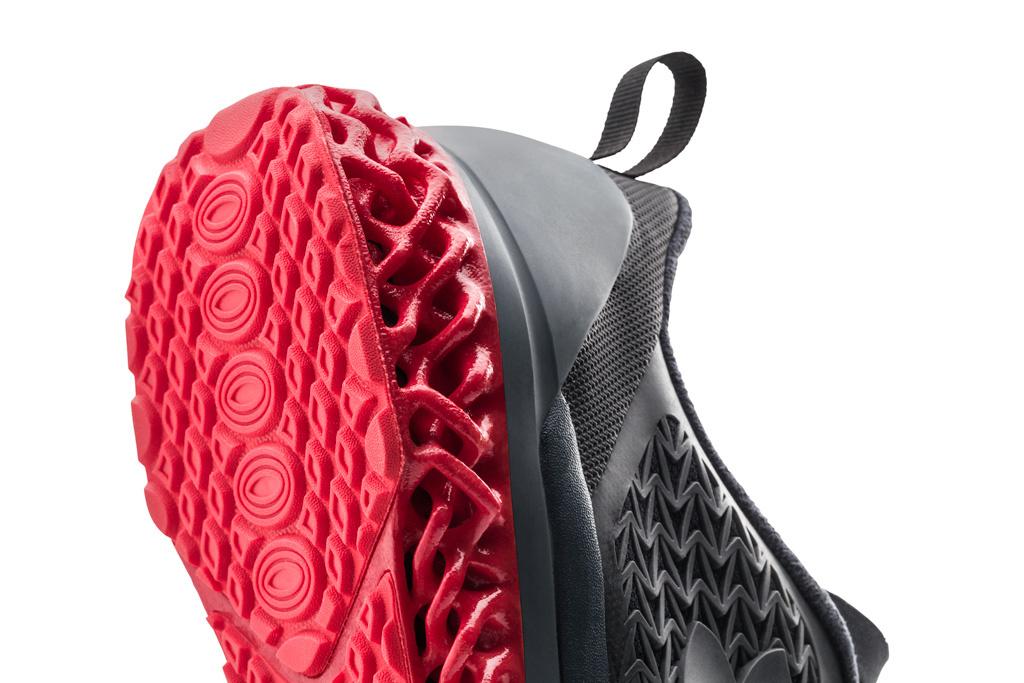 Under Armour Architech 3D printed Shoe 2 - AMT arbeitet an Weiterentwicklung der PostPro3D Technologie zur Nachbearbeitung von 3D-gedruckten Kunststoffteilen