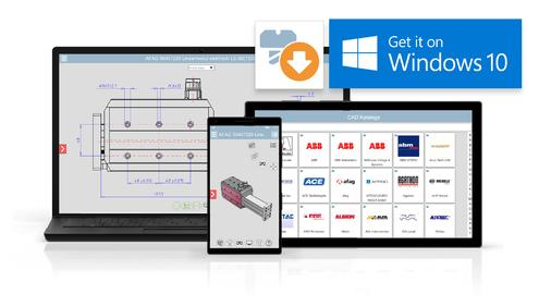 3d Cad Modelle App Von Cadenas Nun Auch F R Windows 10