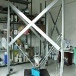 delta wasp pellet 3dprinter 13 150x150 - WASP stellt Möbel mit neuem DeltaWASP Pellet 3D-Drucker her