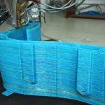 delta wasp pellet 3dprinter 6 150x150 - WASP stellt Möbel mit neuem DeltaWASP Pellet 3D-Drucker her