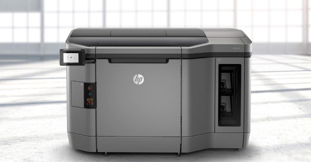 HP MJF 3D Drucker