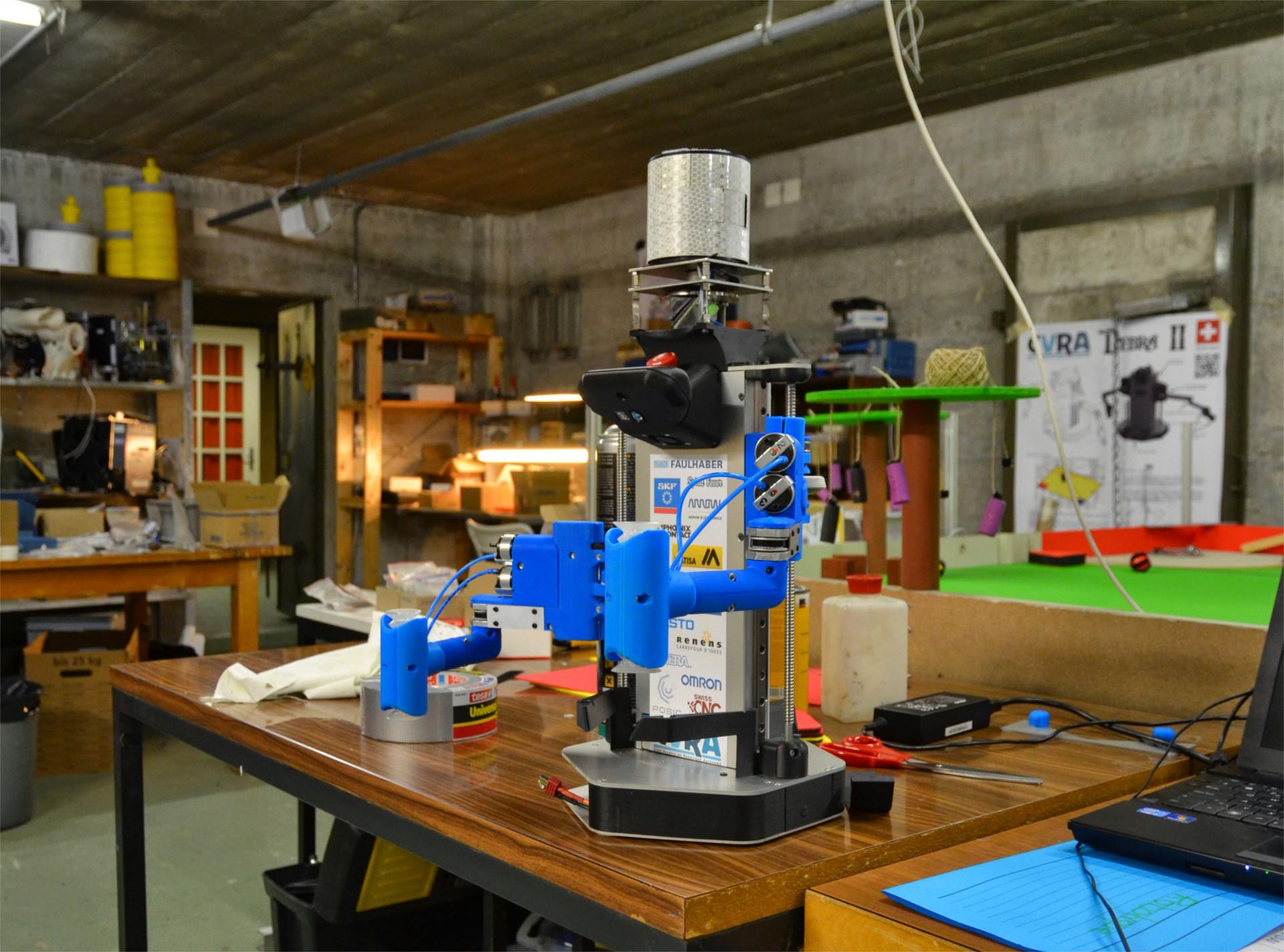 schweizer studenten bauen druckluft-tank mit 3d drucker - 3druck