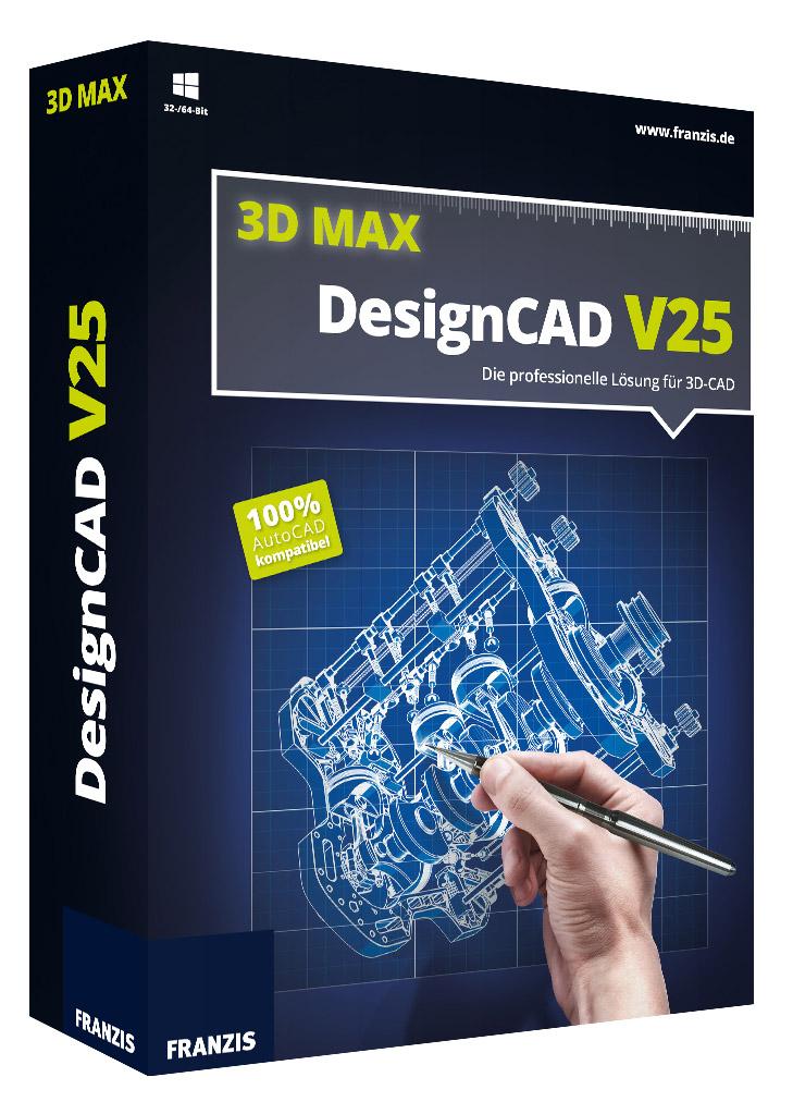 designcad 3d max v24