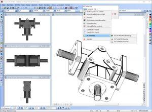 DesignCAD-3D-MAX-v25_Screenshot3D-Druck